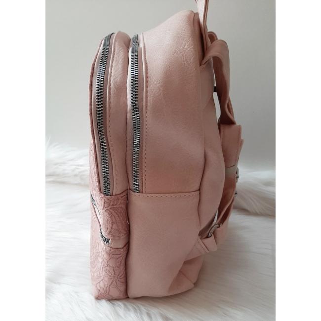 Rosy flower táska pénztárca szett