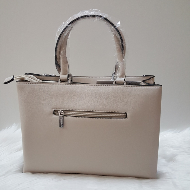 Silvia Rosa elegáns merev falú táska