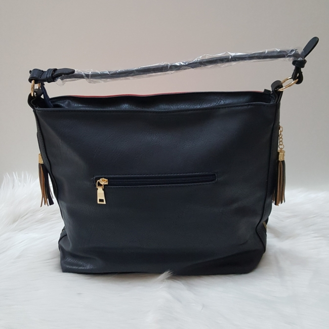 Blue color III táska pénztárca szett