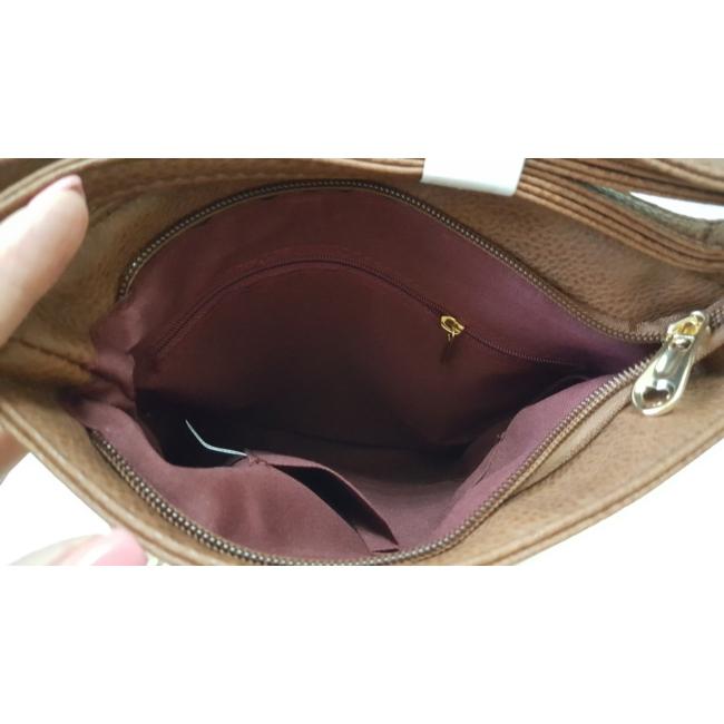 Brown I táska pénztárca szett