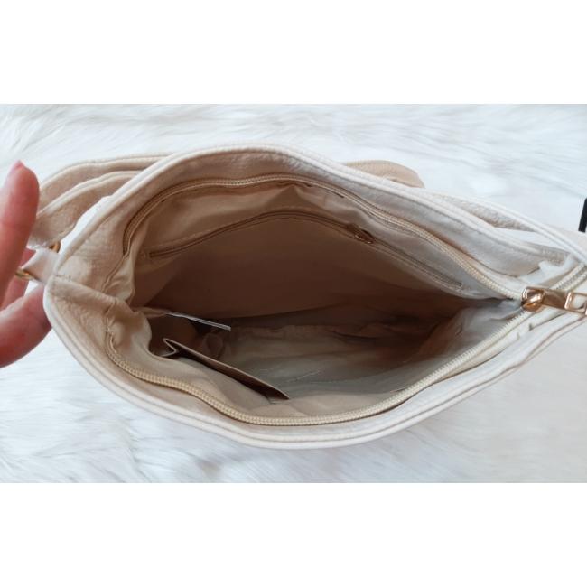 White táska pénztárca szett