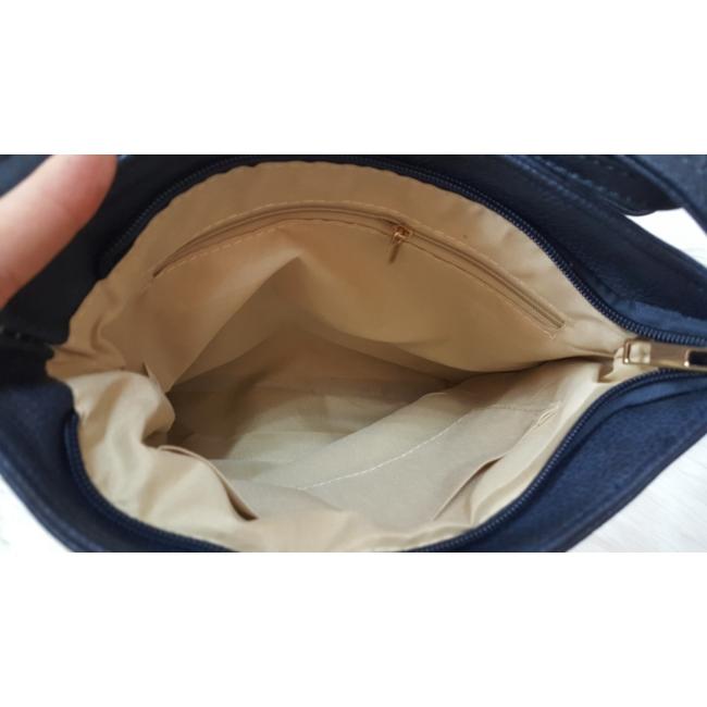 Blue táska pénztárca szett